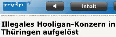 Hooligan-Konzern